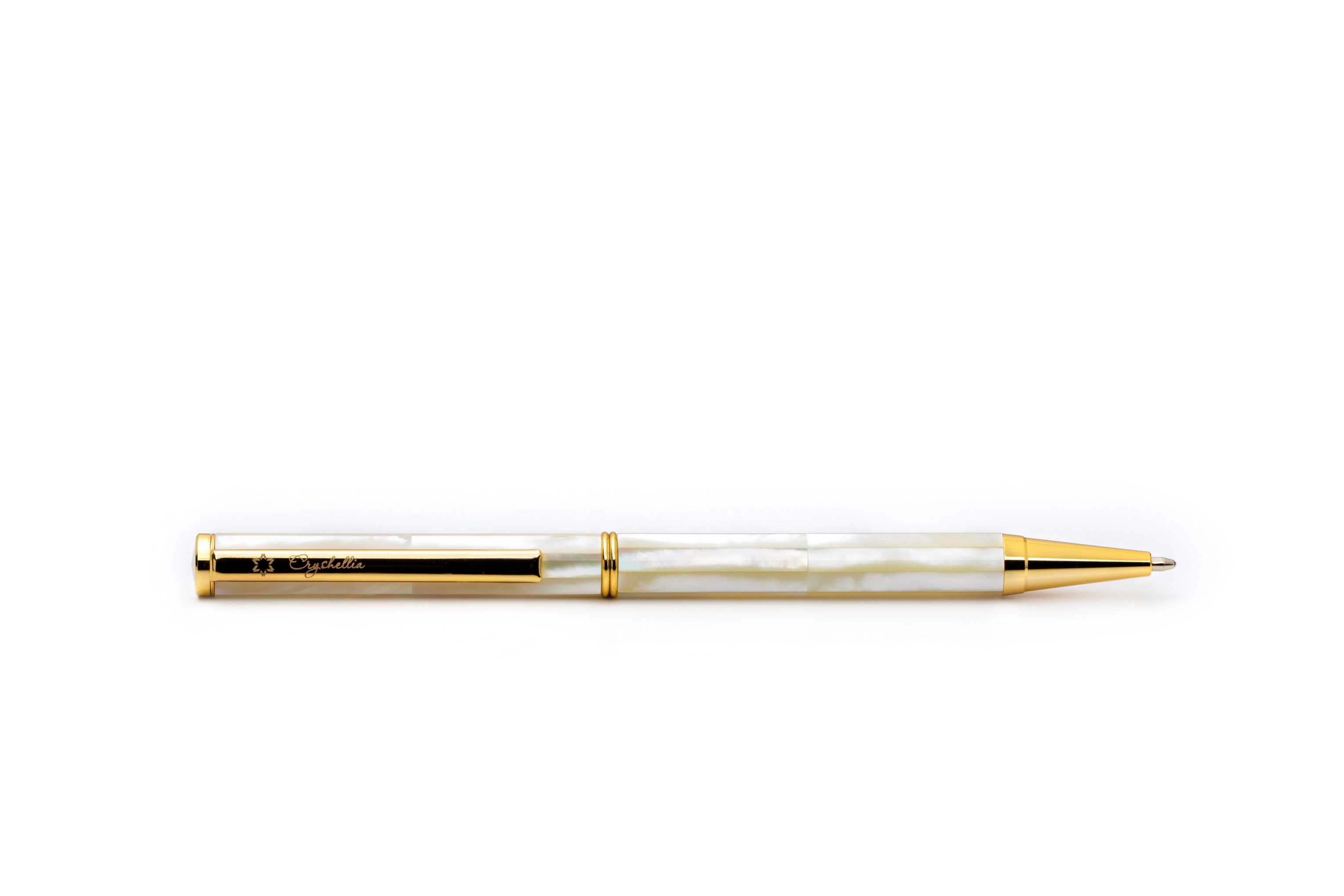 Mother of Pearl MOP ballpoint pens handmade